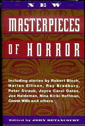 New Masterpieces of Horror: Betancourt, John (Edited