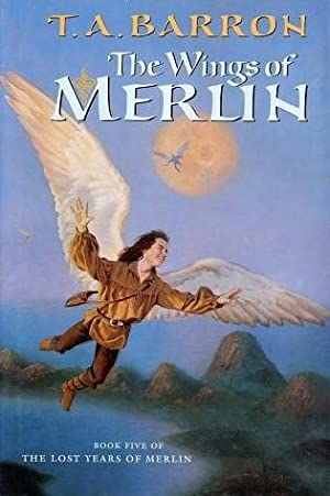 The Wings of Merlin (Book Five of The Lost Years of Merlin)
