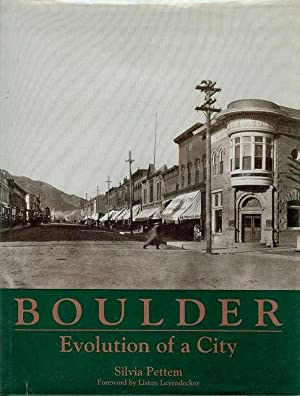 Boulder: Evolution of a City