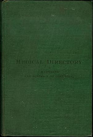 Medical Directory of Maryland and District of Columbia