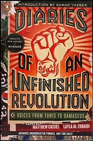 Diaries of an Unfinished Revolution: Voices from: Matthew Cassel, Layla