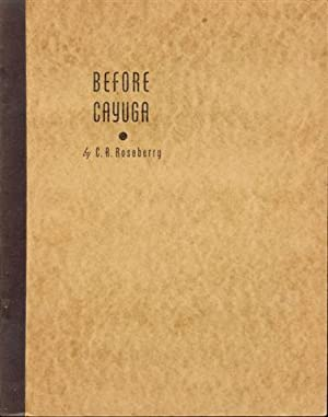 Before Cayuga
