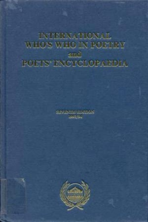 International Who's Who in Poetry and Poets' Encyclopaedia 1993/94