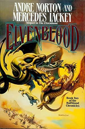 Elvenblood (Halfblood Chronicles, Book 2)