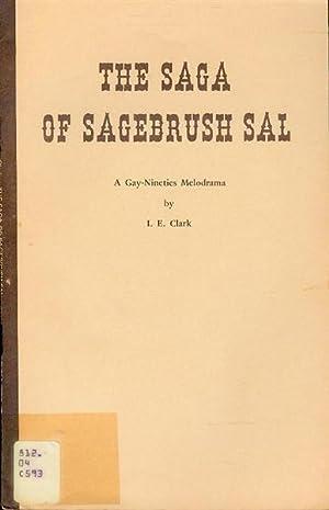 The Saga Of Sagebrush Sal: I. E. Clark