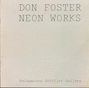 Don Foster: Neon Works