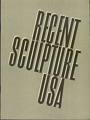 Recent Sculpture USA (The Museum of Modern Art Bulletin, Vol. XXVI, No. 3, Spring 1959)