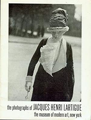 The Photographs of Jacques Henri Lartigue (The Museum of Modern Art Bulletin, Volume XXX, No. 1, ...