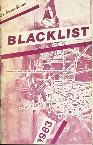International Blacklist 1983