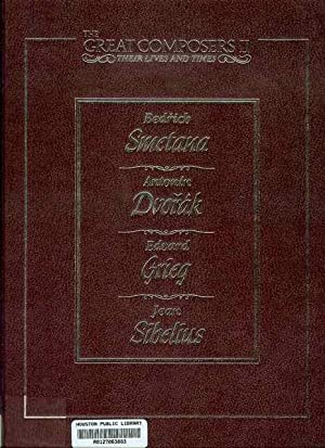 Bedrich Smetana 1824-1884 / Antonin Dvorak 1841-1904: Laura Buller, David
