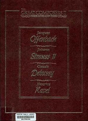 Jacques Offenbach 1819-1880 / Johann Strauss II: Laura Buller, David