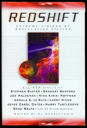 Redshift: Extreme Visions of Speculative Fiction: Sarrantonio, Al (Edited
