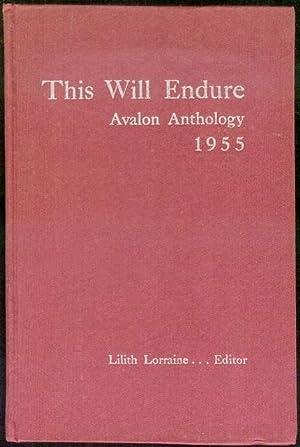 This Shall Endure: Avalon Anthology: Lorraine, Lilith (Editor)