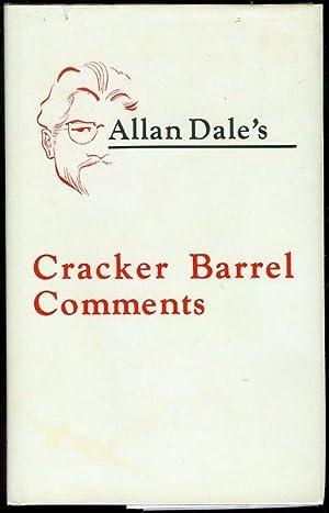 Cracker Barrel Comments: Dale, Allan