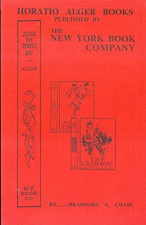 Horatio Alger Books: Published by The New York Book Company