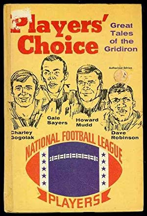 Players' Choice: Great Tales of the Gridiron