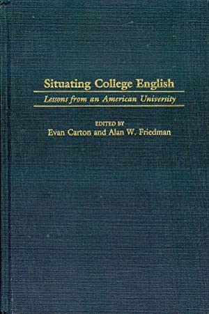 Situating College English: Lessons from an American University