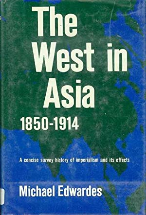 The West in Asia 1850-1914