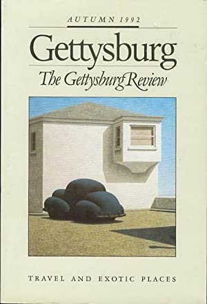 The Gettysburg Review Volume 5 Number 4 Autumn 1992