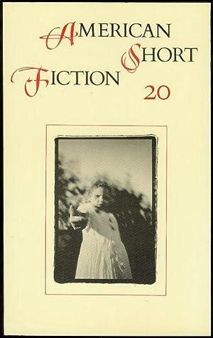 American Short Fiction (Vol. 5, No. 20,: Kruppa, Joseph E.