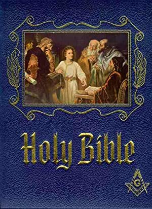 Holy Bible (Master Reference Edition)