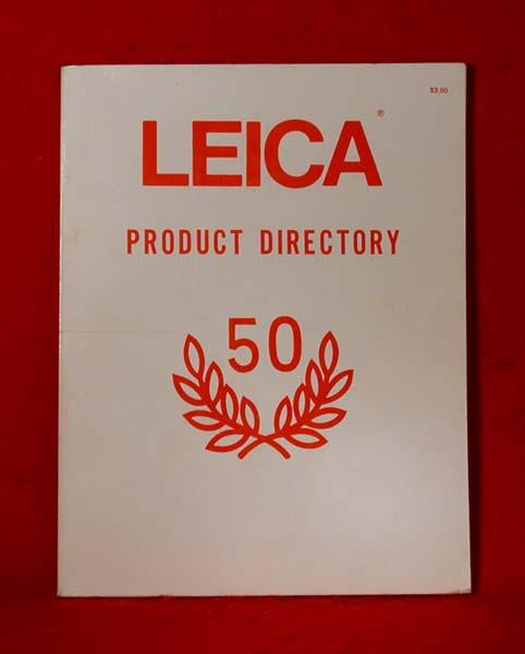 Leica Product Directory 50