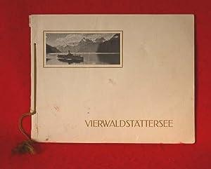 Vierwaldstattersee - Lac Des Quatres Cantons -