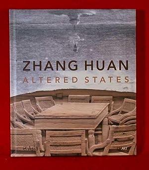 Zhang Huan: Altered States: Chu, Melissa (editor),Zhang Huan