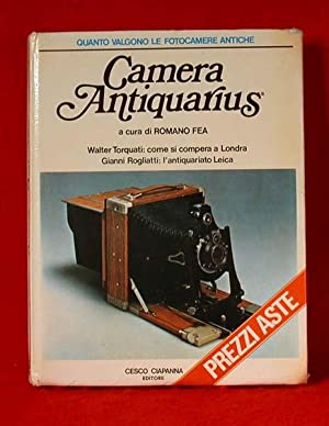 Camera Antiquarius: Fea, Romano