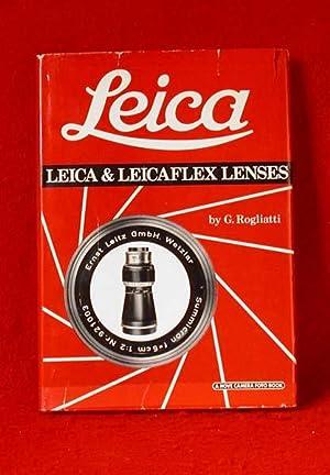 Leica - Leica & Leicaflex Lenses: Rogliatti, G.