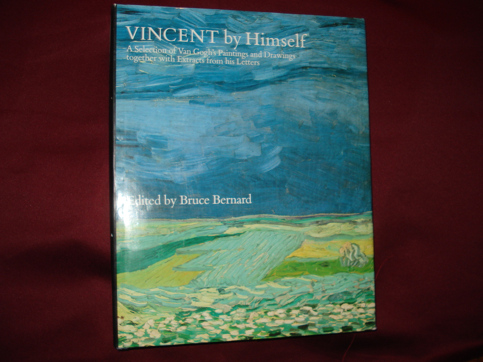 A Selection of Van Goghs Paintings and Drawings Together With Extracts from His Letters Vincent by Himself