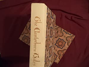 The Canterbury Tales. Signed, limited edition. With: Chaucer, Geoffrey &