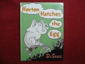 Horton Hatches the Egg.: Seuss, Dr.