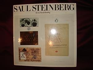 Saul Steinberg.: Rosenberg, Harold.