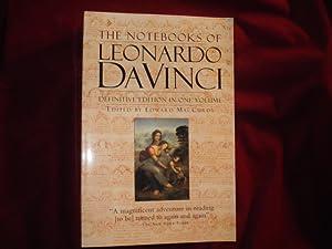 The Notebooks of Leonardo da Vinci. Definitive: da Vinci, Leonardo