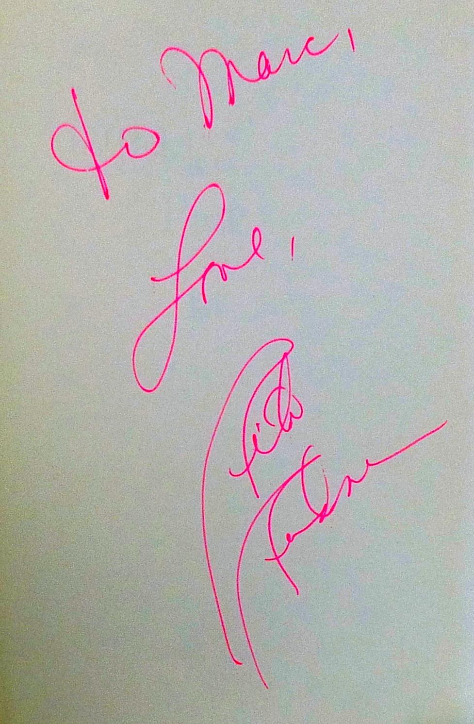 ... Rita Tickled Pink: A Comic Novel - SIGNED: Rudner, ...