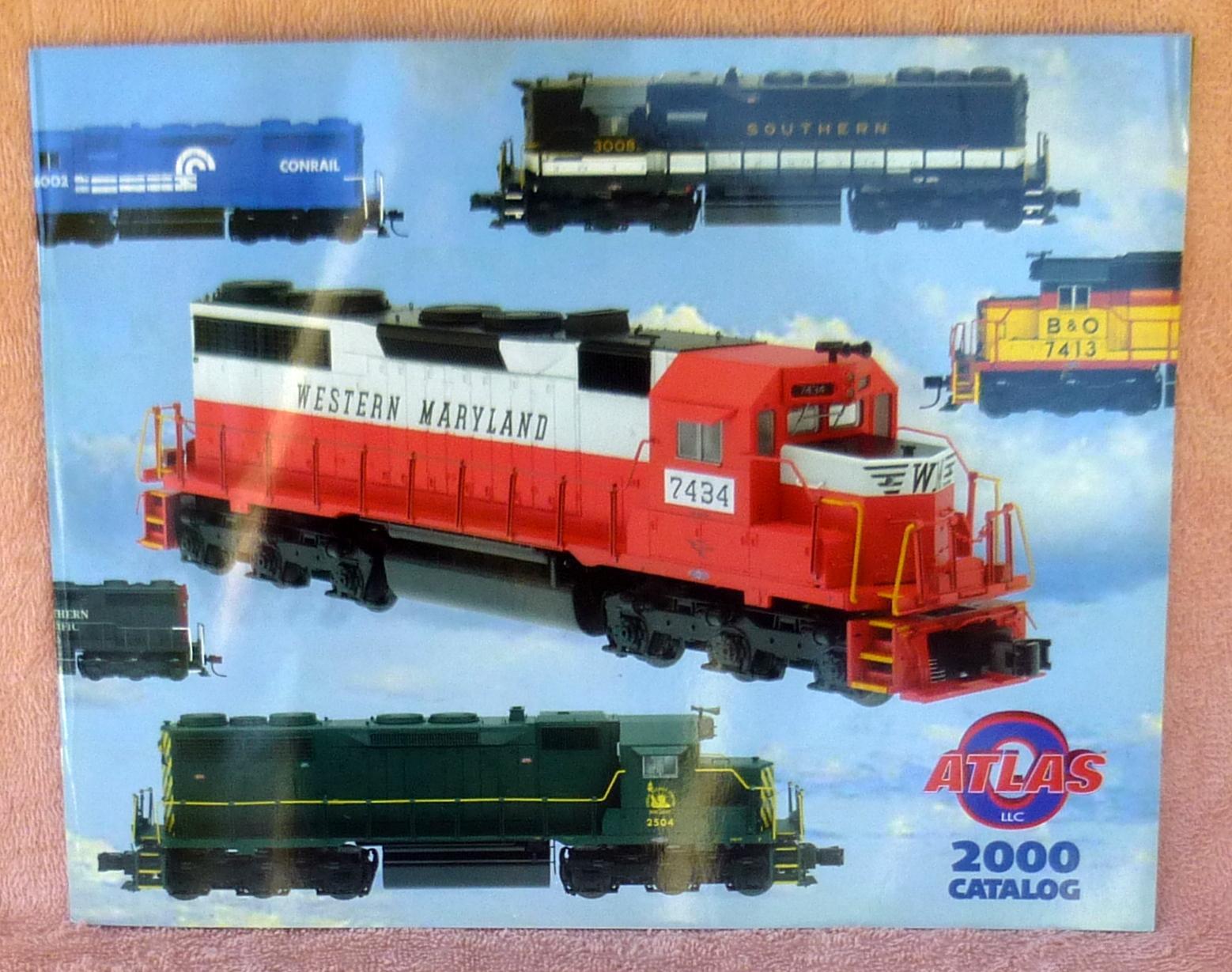 Atlas LLC 2000 Catalog