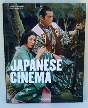 Japanese Cinema - SIGNED 1st Edition/1st Printing