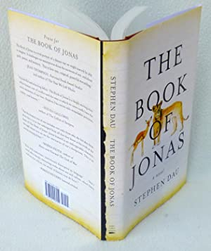 The Book of Jonas - New SIGNED 1st Edition/1st Printing: Dau, Stephen