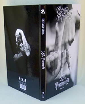 LA Portraits - New SIGNED 1st Edition/1st Printing: Oriol, Esteban