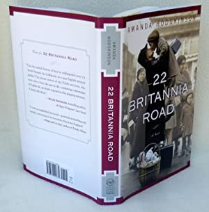 22 Britannia Road - New SIGNED 1st Edition/1st Printing: Hodgkinson, Amanda