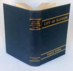 City of Illusion - SIGNED De Luxe Limiited Edition: Fisher, Vardis