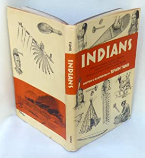 Indians (boldly *SIGNED* and dated by R. Buckminster Fuller): Tunis, Edwin