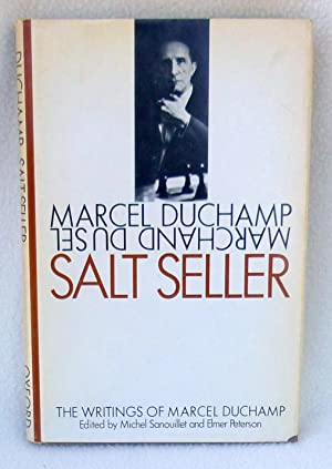 Salt Seller - 1st Edition/1st Printing: Duchamp, Marcel