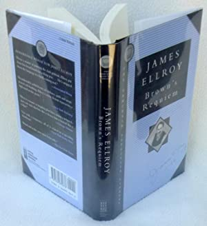 Brown's Requiem (Armchair Detective Library) - SIGNED: Ellroy, James