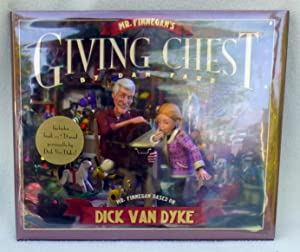 Mr. Finnegan's Giving Chest - 1st Edition/1st Printing SIGNED by Dick Van Dyke: Farr, Dan
