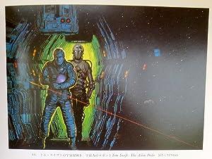 Naoyuki Katoh SF Illustrations Acryl Gouache Pen and Ink Volume II ¿¿¿¿...