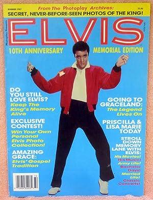 Photoplay Presents: Elvis 10th Anniversary Memorial Edition: Arcella, Lisa (Editor)