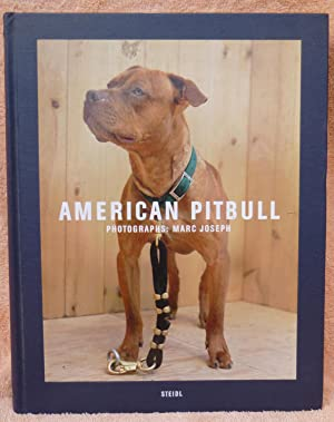 American Pitbull - SIGNED 1st Edition/1st Printing: Frey, James;Joseph, Marc