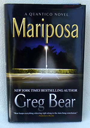 Mariposa - SIGNED 1st Edition/1st Printing: Bear, Greg
